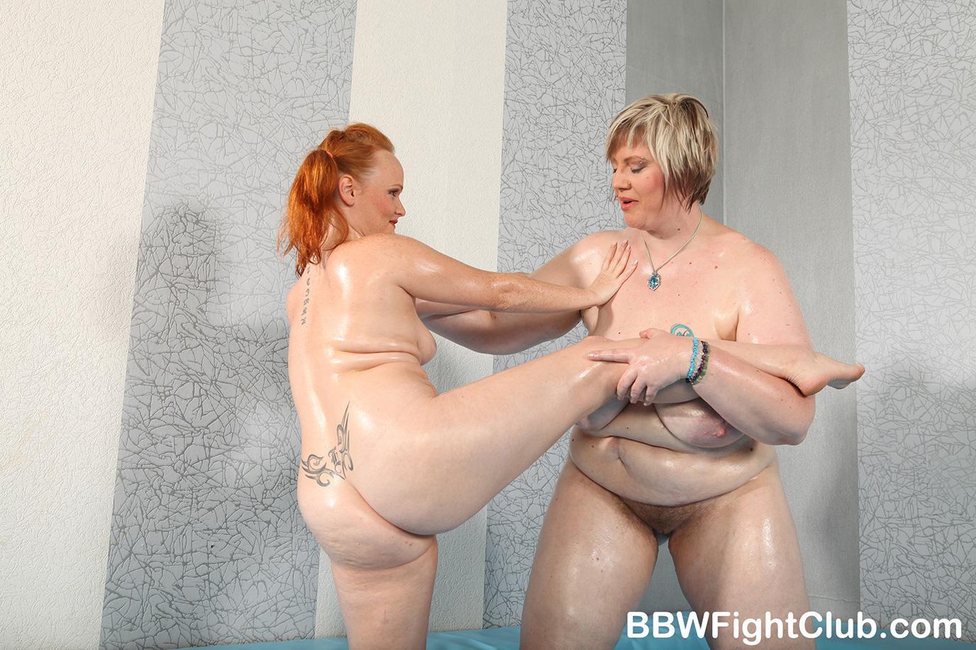 Wild Naked Fat Women