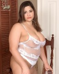 Sultry & Sassy – Sporting Fatty Porn-star Gia Johnson